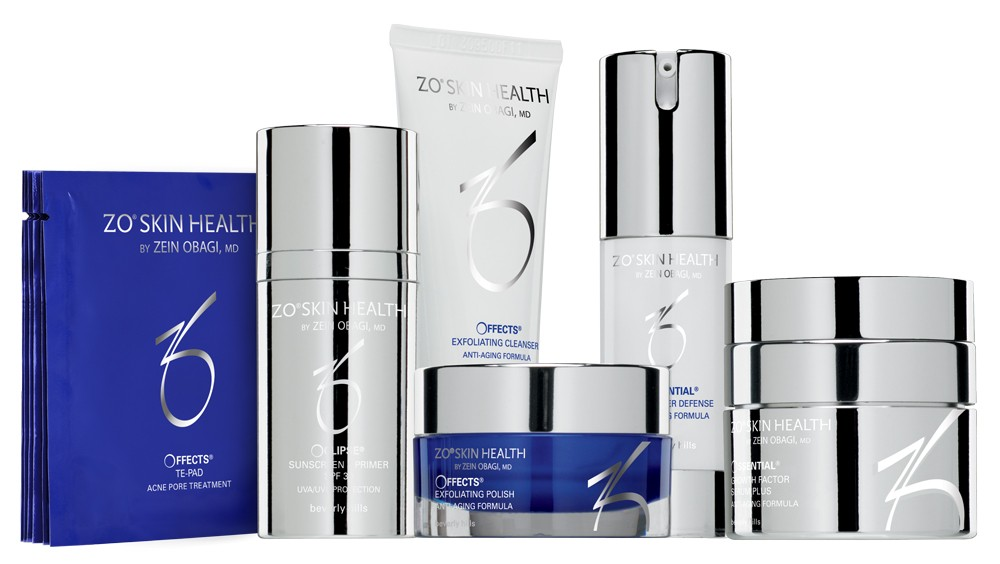 Zo Obagi Products: Available At Thaxton Plastic Surgery